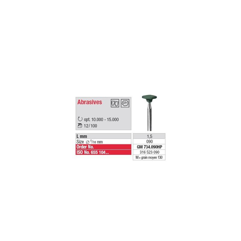 Abrasif - GM 734.090HP