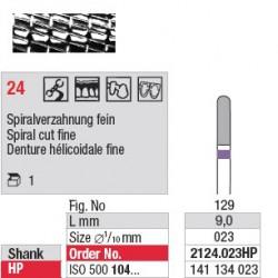 Fraise en carbure - 2124.023HP