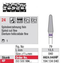 Fraise en carbure - 6924.040HP