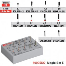 40005SO Magic Set 5