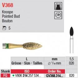 GV368.314.020 - DIACUT - Bouton