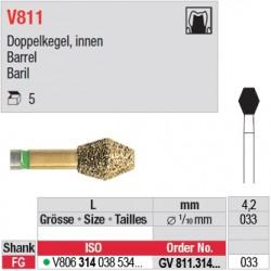 GV811.314.033 - DIACUT - Baril