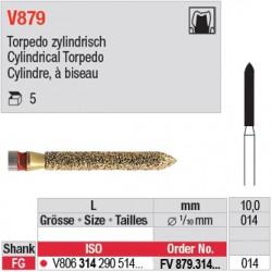 FV879.314.014 - DIACUT - Cylindre, à biseau