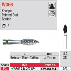 GW368.314.023 - White Tiger - Bouton