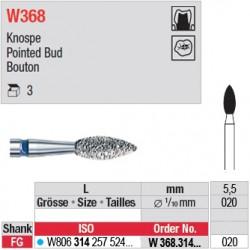 W368.314.020 - White Tiger - Bouton
