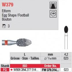 FW379.314.023 - White Tiger - Bouton