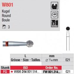FW801.314.021 - White Tiger - Boule