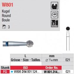 W801.314.021 - White Tiger - Boule