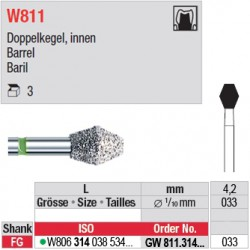 GW811.314.033 - White Tiger - Baril