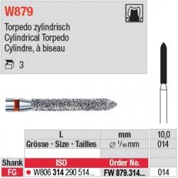 FW879.314.014 - White Tiger - Cylindre, à biseau