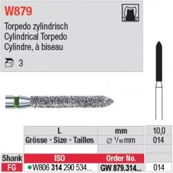GW879.314.014 - White Tiger - Cylindre, à biseau