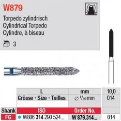 W879.314.014 - White Tiger - Cylindre, à biseau