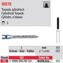 W878.314.012 - White Tiger - Cylindre, à biseau
