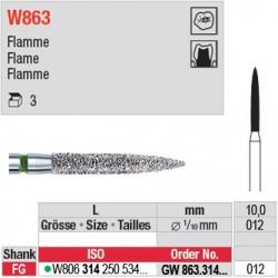 GW863.314.012 - White Tiger - Flamme