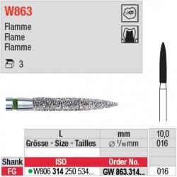 GW863.314.016 - White Tiger - Flamme
