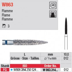 W863.314.012 - White Tiger - Flamme