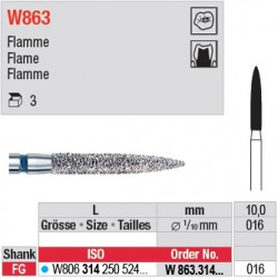 W863.314.016 - White Tiger - Flamme