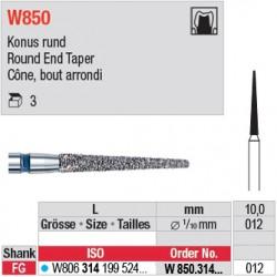 W850.314.012 - White Tiger - Cône, bord arrondi