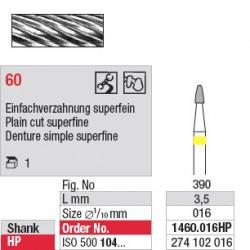 Fraise en carbure - 1460.016HP