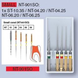 Set de limes NT - canaux étroits
