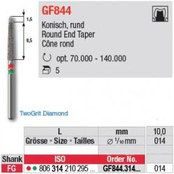 GF844.314.014 - fraise diamant TwoGrit