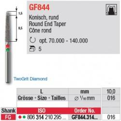 GF844.314.016 - fraise diamant TwoGrit