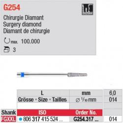 G254.317.014 - diamant chirurgie