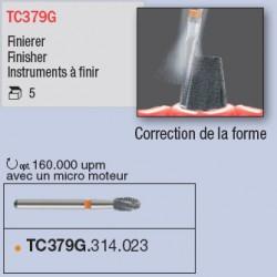 TC379G.314.023 - travail intraoral sur titane