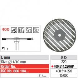 400.514.220HP - Disque diamanté SUPERFLEX (fin)