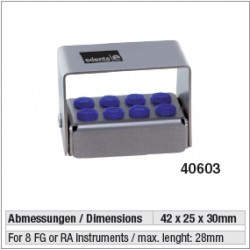 40603 support inox