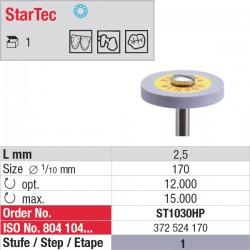 ST1030HP - StarTec HP - étape 1