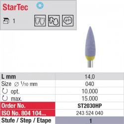 ST2030HP - StarTec HP - étape 1