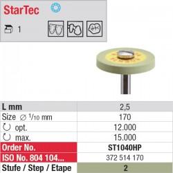 ST1040HP - StarTec HP - étape 2