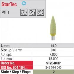 ST2040HP - StarTec HP - étape 2