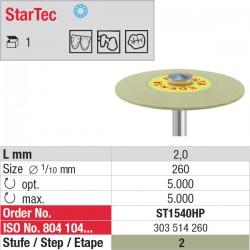ST1540HP - StarTec HP - étape 2