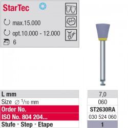 ST2630RA - StarTec RA - étape 1
