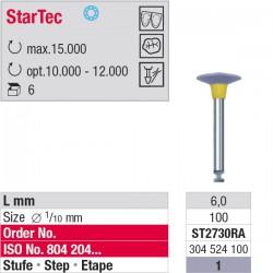ST2730RA - StarTec RA - étape 1