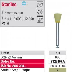 ST2640RA - StarTec RA - étape 2