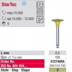 ST2740RA - StarTec RA - étape 2