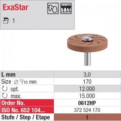 0612HP - ExaStar - étape 1