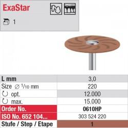 0610HP - ExaStar - étape 1
