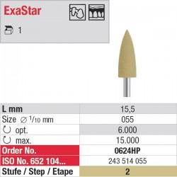 0624HP - ExaStar - étape 2