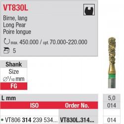 VT830L.314.014 - DiaCut TURBO