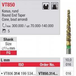 VT850.314.016 - DiaCut TURBO