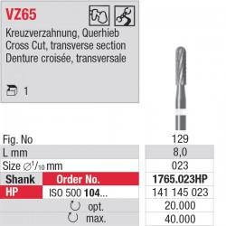 1765.023HP - fraise carbure VZ65