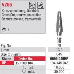 5665.045HP - fraise carbure VZ65
