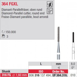 UF364.316.010 - Ultra Fin