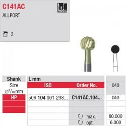 C141AC.104.040 - Fraise à os - HP