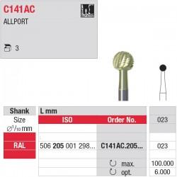 C141AC.205.023 - Fraise à os - RAL