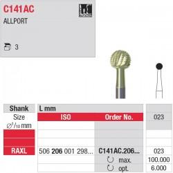 C141AC.206.023 - Fraise à os - RAXL